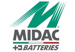Midac Batteries